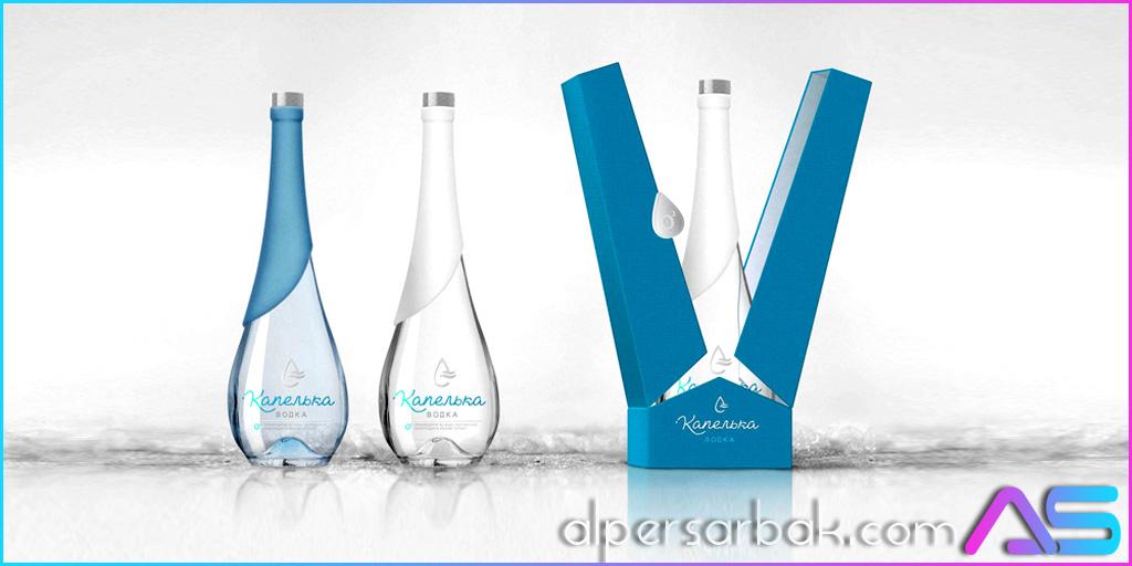 kaliteli trend kutu modeli, su şişesi modeli, farklı şişe tasarımı,