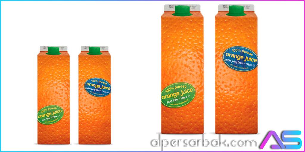 portakal suyu, portakal suyu kutusu, portakal suyu ambalajı, yaratıcı portakal suyu ambalajı,